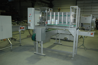 Stacker Unstacker for cans